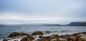 Баренцево море, п-в Средний